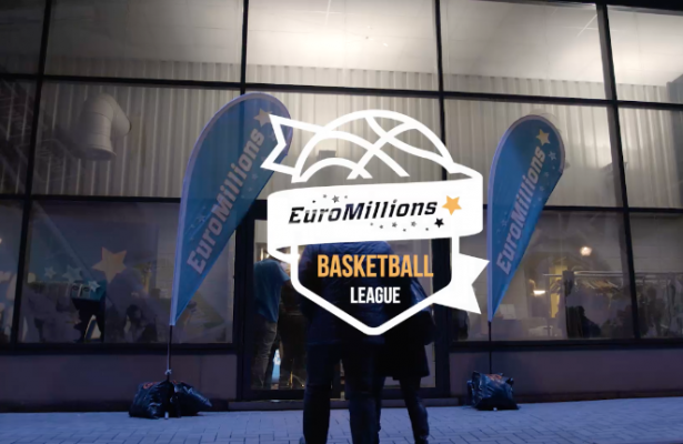 Euromillion basketball league