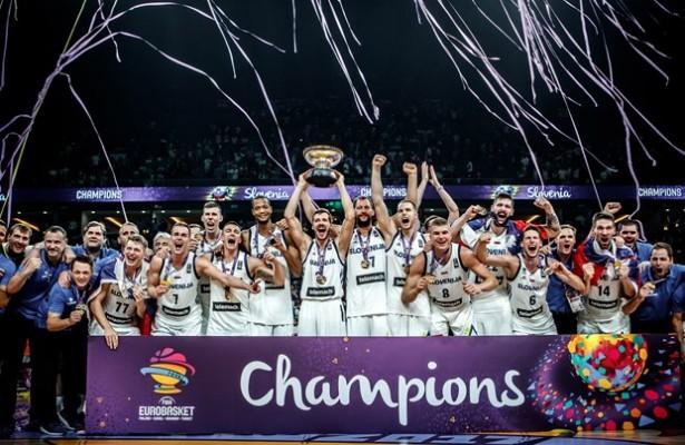 Slovenia (Champions EuroBasket 2017)