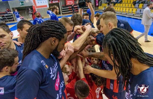 VOO Liège Basket (2018)