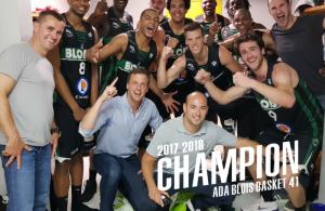 Blois basket 2018