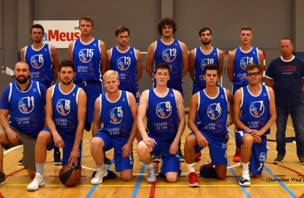 Spa Basket 2018:2019